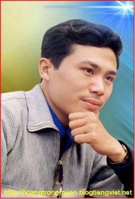 Nhà thơ Hoàng Trọng Muôn